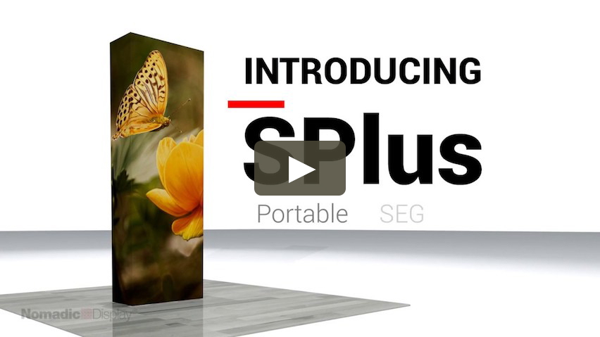 SPlus Trade Show Booth Video
